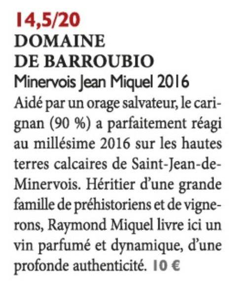 Revue des Vins de France