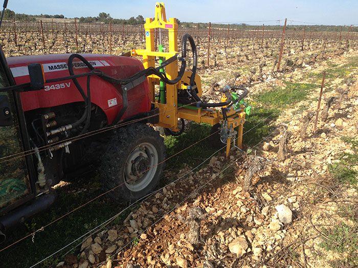 tracteur barroubio